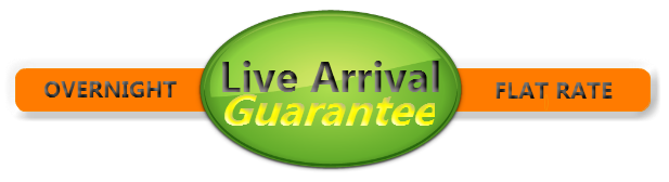 Live Arrival Guarantee on Animals Purchased online